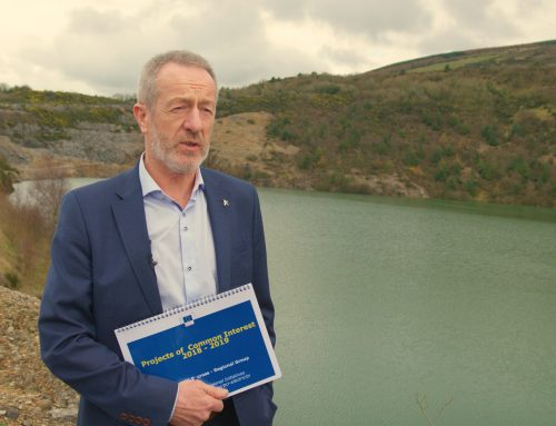 Silvermines Hydro of significant importance to Ireland and Europe
